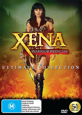 Xena: The Ultimate Collection Dvd New
