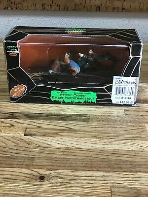 Lemax SPOOKY TOWN CREEPY CRUISIN' Monster Car New Old Stock II-5