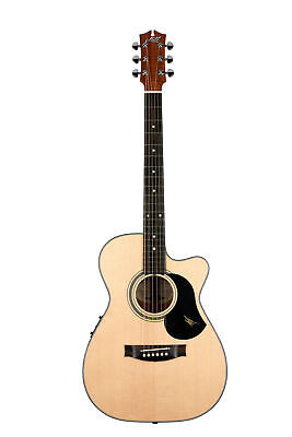 Maton EBG808C Acoustic Electric Guitar w/Case - Natural Satin