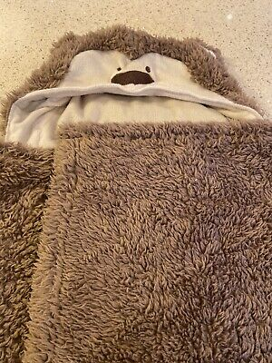 Baby Brown Snuggle Wrap From Homestore