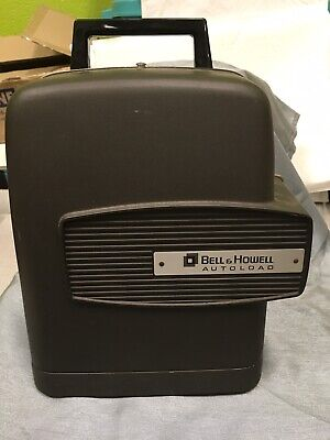 Bell And Howell Autoload Super 8 Film Movie Projector Model 24
