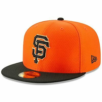 Mens New Era MLB 2019 Batting Practice 59FIFTY Fitted San Francisco Giants