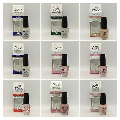 OPI Nail Envy - Natural Nail Strengthener Treatment *7 Choices, Pick Yours!*
