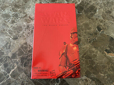 "Hasbro Sith Trooper 6"" SDCC 2019 Star Wars Black Series Figure"
