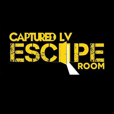 Captured LV Escape Room $25 Gift Certificate