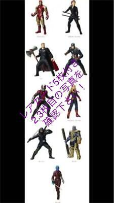 End Game Figure Complete The Avengers With Bonus