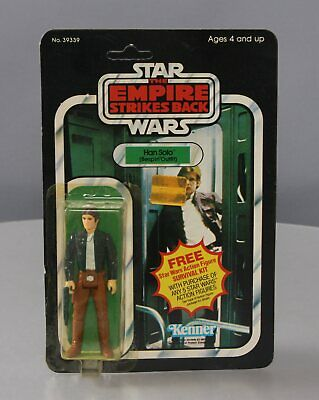 Kenner 39339 Star Wars The Empire Strikes Back Han Solo (Bespin Outfit) (Unpunch