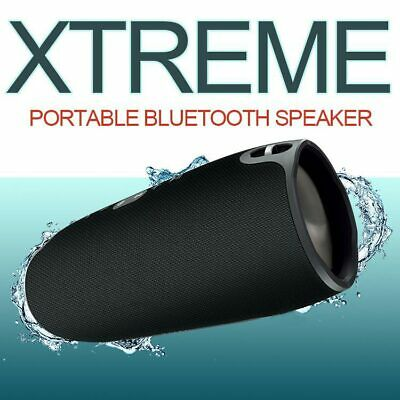 40w Portable Wireless Bluetooth Speaker Waterproof Stereo Bass Loud USB/AUX MP3