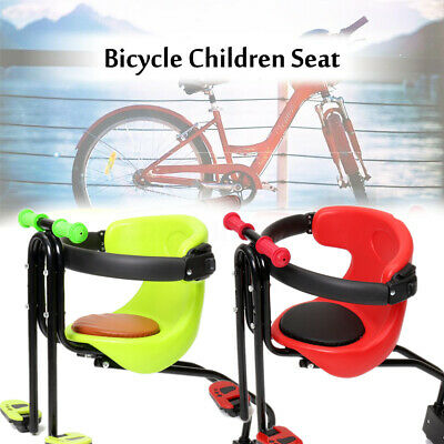Front/Back Baby Chair Bike Carrier Bicycle Security Seat For Child Kids US