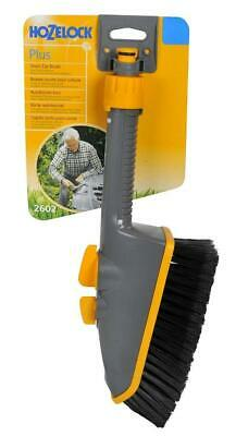 Hozelock Short Jet Car Brush Plus - 2602