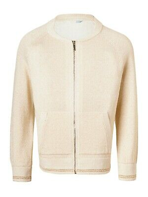 John Lewis Girls Lurex Knitted Bomber Jacket 11 years BEST PRICE FREE P&P
