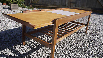 remploy mid century coffee table