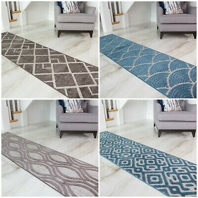Long Hall Hallway Runners Soft Washable Soft Textured Warm Entrance Mats