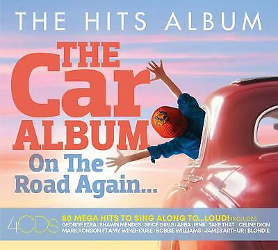 THE HITS ALBUM THE CAR ALBUMON THE ROAD AGAIN - UB40 [CD] Released On 01/11/2019