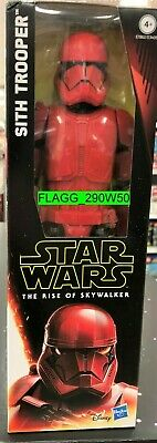 """Star Wars The Rise Of Skywalker *SITH TROOPER* 12"""" Action Figure 2019 NEW"""