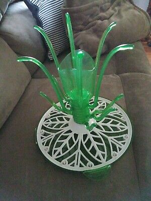 Munchkin Sprout Drying Rack ~ Baby Bottle & Nipple Drying Rack ~ Preowned