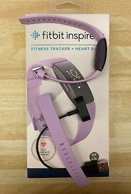 Fitbit Inspire HR Fitness Tracker - Lilac Universal