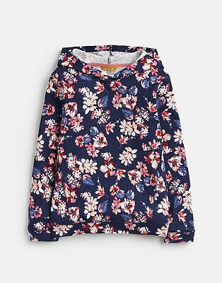 Joules 124909 Marlston in FRENCH NAVY MIDNIGHT GARDEN FLORAL Size 6yr