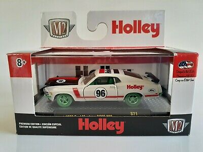 M2 Holley 1970 Boss Mustang 302 O'Reilly Limited Chase 1/64