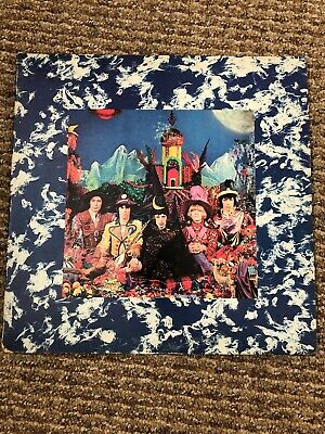 The Rolling Stones Vinyl Lp Their Satanic Majesties Request Sterling Bell Sound