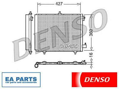 Condenser, Air Conditioning For Peugeot Denso Dcn21009