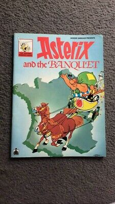 Astrix and the banquet good condition