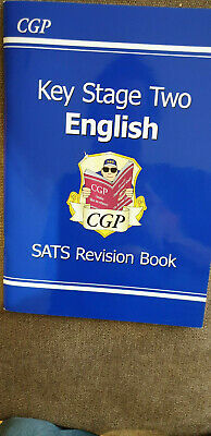 CGP ENGLISH Key Stage 2 SATS Revision Guide