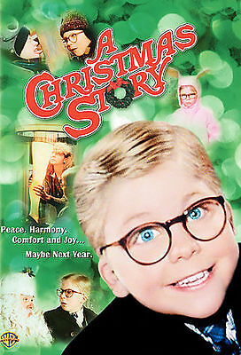 MINT DISC! A Christmas Story (DVD, 2007) ORIGINAL 1983 HOLIDAY FILM