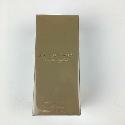 Burberry London England Bath Oil English Rose 300ML New Sealed Gift RRP £70