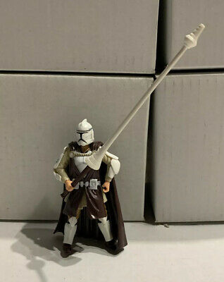 Star Wars Battle Pack Jedi Vs Sith-OBI WAN KENOBI W/Stormtrooper Armor- LOOSE