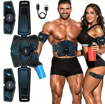 Abdominal Muscle Stimulator Trainer EMS Abs Fitness Equipment Training Muscles