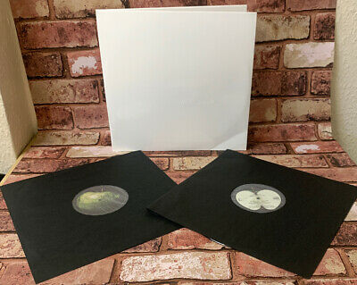 The Beatles White Album Double Vinyl
