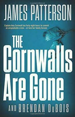 The Cornwalls Are Gone by James Patterson Hardcover