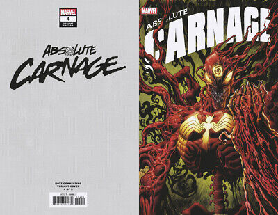 Absolute Carnage #4 Hotz Connecting Variant (Marvel, 2019) NM