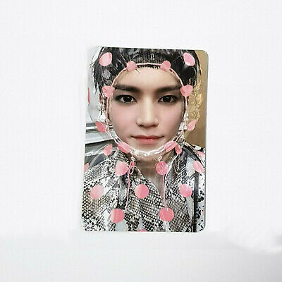 SM Town SUPERM SEOUL POP-UP Store Official LIMITED PHOTO CARD - Taeyong