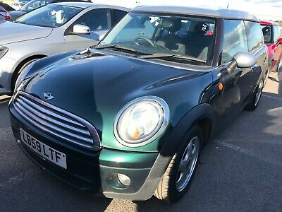 59 Mini Cooper Clubman 1.6 D - 1F/Owner, 82K Miles, Alloys, Aircon, Really Nice