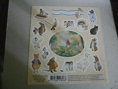 Stickers - The world of Beatrix Potter 3