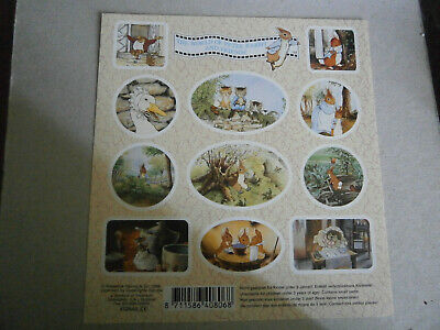 Stickers - The world of Beatrix Potter 2