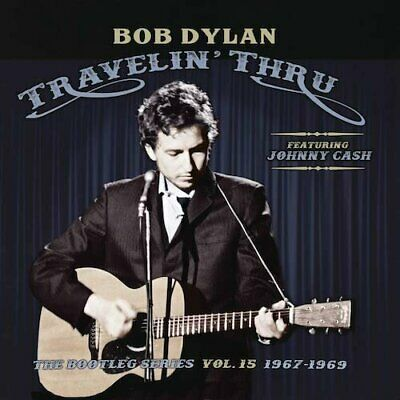 Bob Dylan Travelin Thru 1967-1969 Bootleg Series 15 New Sealed Ltd 3Cd In Stock