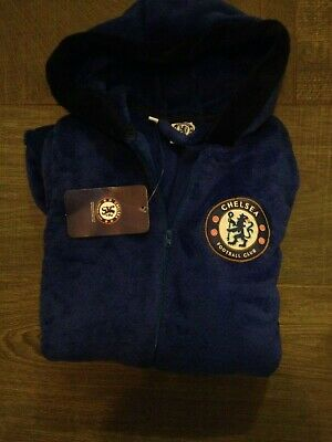 Boy's official licenced chelsea football club one piece fleece gift