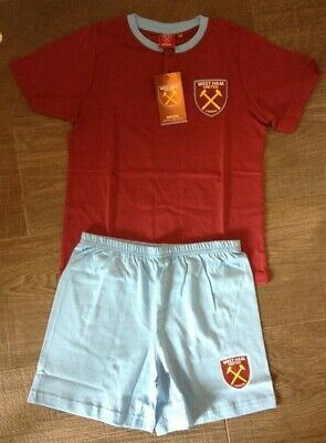 West Ham United Pyjamas | Boys Hammers Football Club PJs | West Ham F.C. Pyjamas