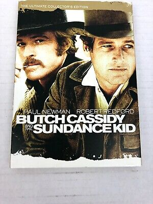 Butch Cassidy and the Sundance Kid DVD (20th Century Fox,2009)Collectors Edition