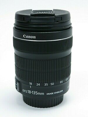 Canon EFS 18-135mm f/3.5-5.6 IS STM Zoom Lens