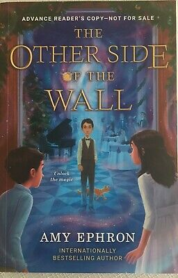Other Side Of The Wall ARC Advanced Readers Copy paperback