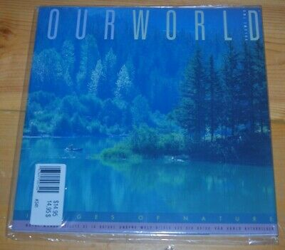 Weeda Canada TC47 Our World, Vol. 2 1990 Joint issue Thematic Collection CV $30