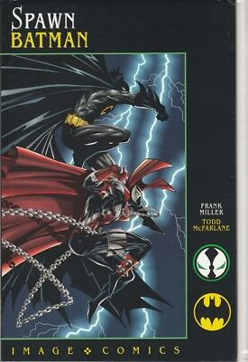 Spawn/Batman one-shot (9.2, NM-) 1993 Frank Miller story, Todd McFarlane art