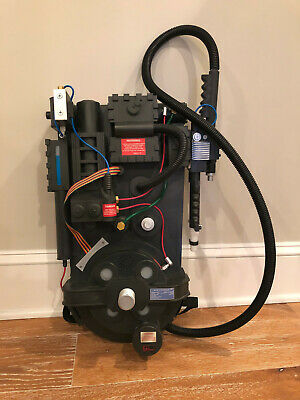 Ghostbusters Proton Pack Deluxe Replica Spirit Halloween Lights & Sounds - NIB