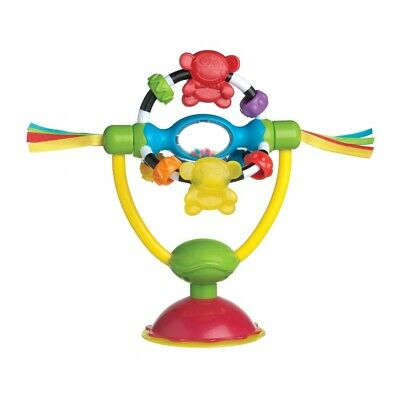 New High Chair Spinning Toy Playgro Infant Kids Baby Safe Toddler Toy Fun