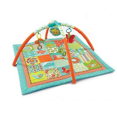New Grow With Me Garden Gym (D) Playgro Infant Kids Baby Safe Toddler Toy Fun