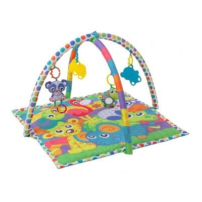 New Linking Animal Playgym (D) Playgro Infant Kids Baby Safe Toddler Toy Fun